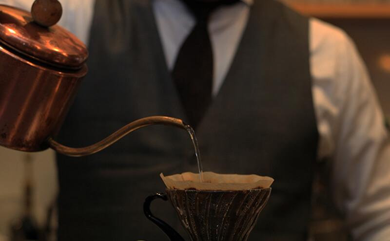 MAEDA COFFEE's Cafe Culture