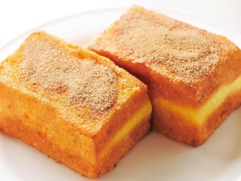 Retro-style French toast image