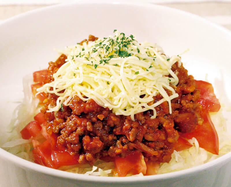 """Maeda special """"taco rice"""" Image"""