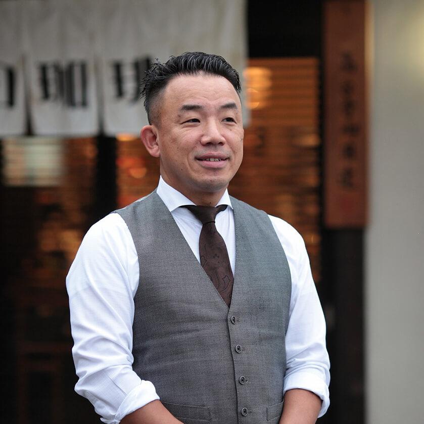 President Go Maeda Photo