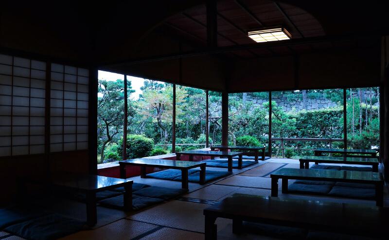 SABO (Tea room) MAEDA
